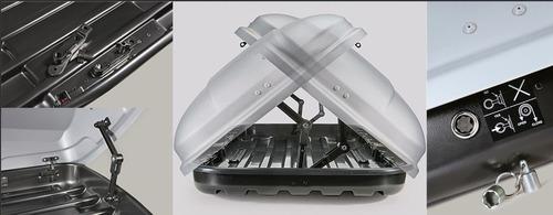 valija portaequipaje 400 lts doble apertura farad - marlin 2