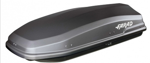 valija portaequipaje 400 lts doble apertura farad - torpedo
