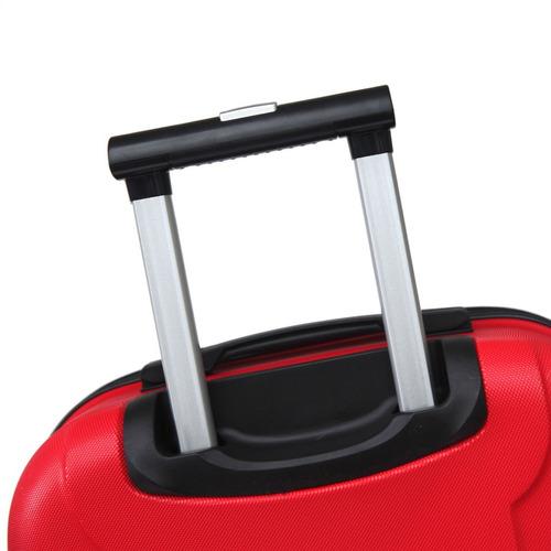 valija rígida 28 grande  resistente 4 ruedas omnidireccional