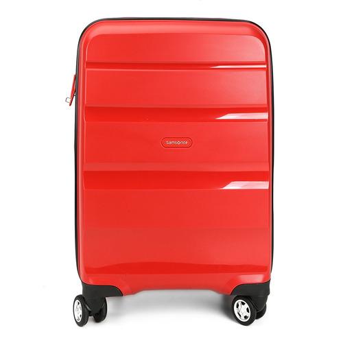 valija rígida spin air expansible rojo cabina samsonite
