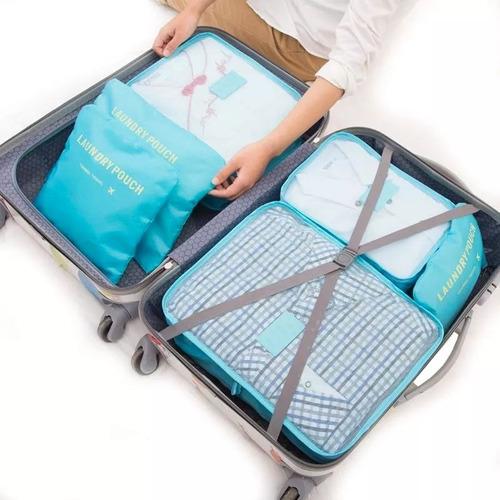valija ropa organizador viaje