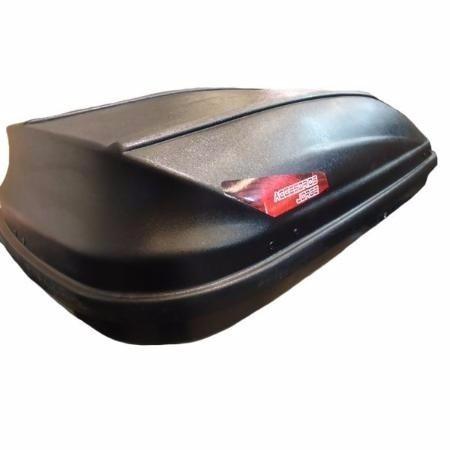 valija, valijón de techo 370 lts portaequipajes envio gratis