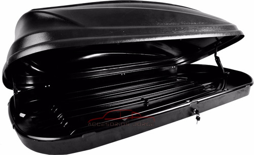 valija, valijón de techo 460 lts portaequipajes reforzado
