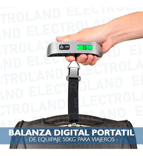 valijas equipaje balanza viaje