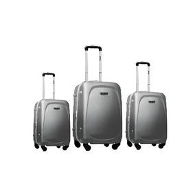 c516e6da4 Valijas Rigida Set X 3 Con Ruedas 360 Irrompible - Equipaje y Accesorios de  Viaje Valijas en Mercado Libre Argentina