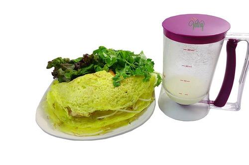 valiry-pancake dispensador de masa para horne + envio gratis