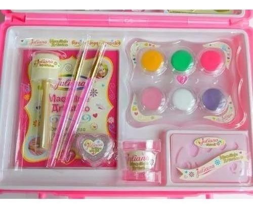 valja de juliana maquillaje artístico grande juguetes nenas.