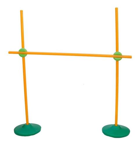 valla regulable pvc 1 metro desarmable salto psicomotricidad