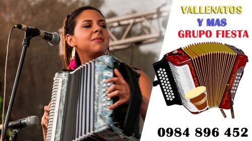 vallenatos en quito 0984896452