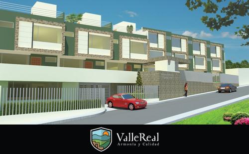 valle,puente 3, hermosas casas de 2 y 3 pisos desde 123.700.