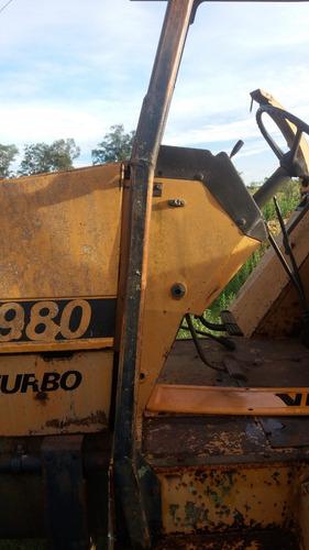 valmet 980 4x4 turbo desarmado
