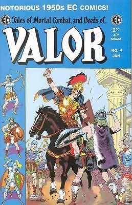 valor. tales of mortal combat and deeds of valor. 1-5 issues