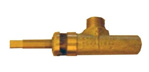 valper robinete industrial 1/4x1/4 con perilla 8-9-10mm
