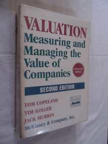 Valuation - Tom Copeland - Tim Koller - Jack Murrin