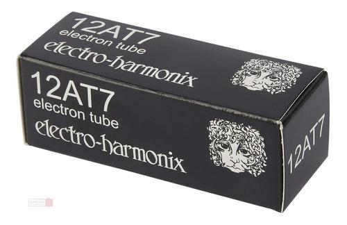 válvula 12at7 preamp ehx ecc81 amplificador guitarra