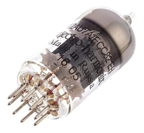 válvula 12au7 eh ecc82 electro harmonix ehx russia