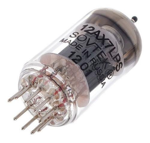 válvula 12ax7 lps sovtek ecc83 7025 amplificador guitarra