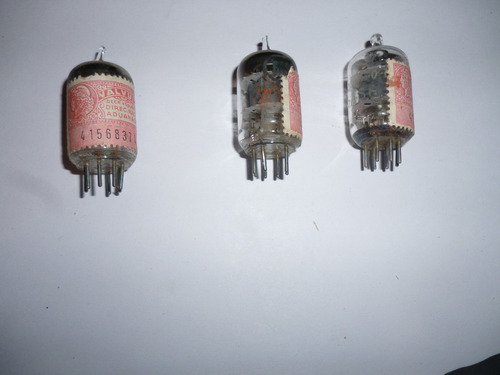 valvula 6as6 westinghouse , made in usa