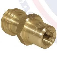 válvula adaptadora de gás glp de 3/8  fêmea nptx1.1/4  7144