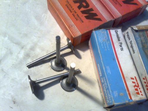 valvula admissão chevrolet opala todos haste + 0,15 mm trw