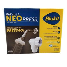 Válvula Alternadora De Pressão Para Caixas D'água Blukit
