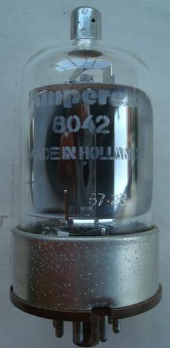 valvula amperex 8042