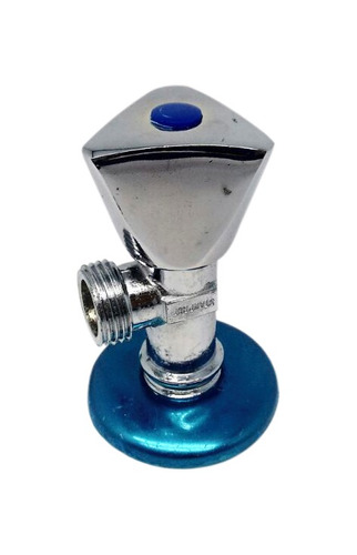 valvula angular 1/2 cromada stanprof (caja x 120)