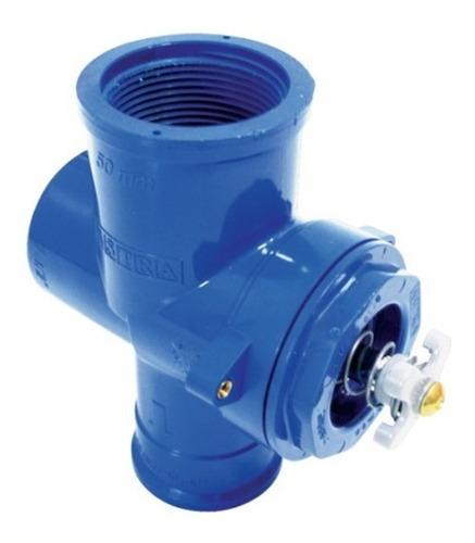 válvula astra de descarga astraflux completa (base + acab).