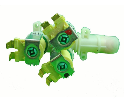 válvula brastemp bwq24a 3 vias para saida de água 127v
