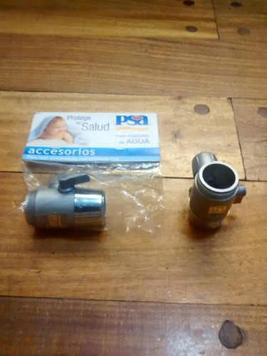 válvula by pass para cualquier modelo de purificador