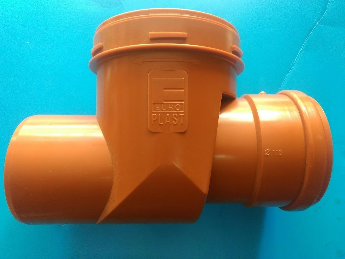 Valvula check para drenaje 4 pulgadas