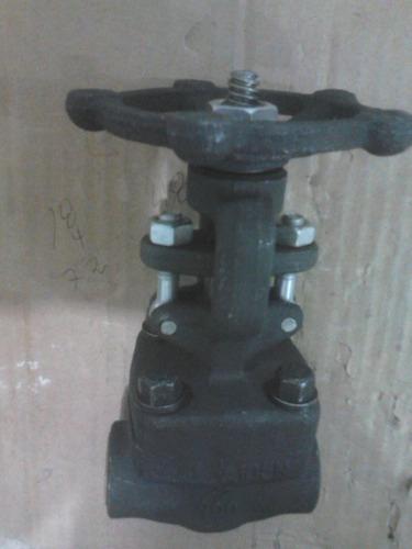 valvula compuerta en a105 h/n, vapor, 800 psi, tamaño 1/2,1,