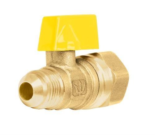 valvula control gas 3/8' x 1/2' foset 49115