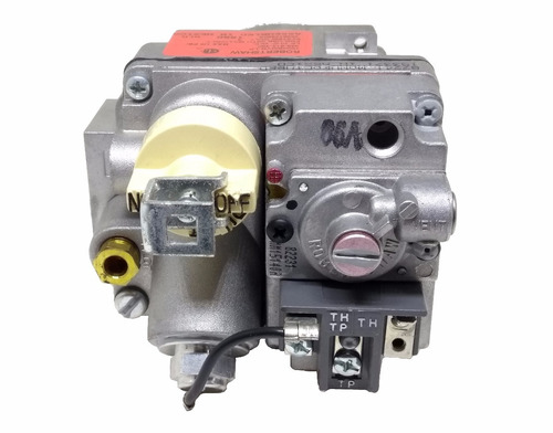 valvula controle gas fritadeiras industriais glp robertshaw