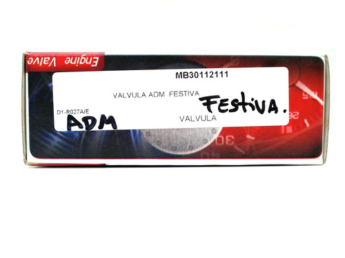 valvula de admision ford festiva turpial usa
