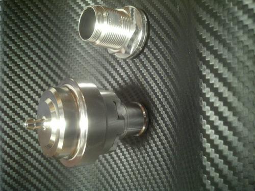 valvula de alivio universal blow off sonido turbo auto vw