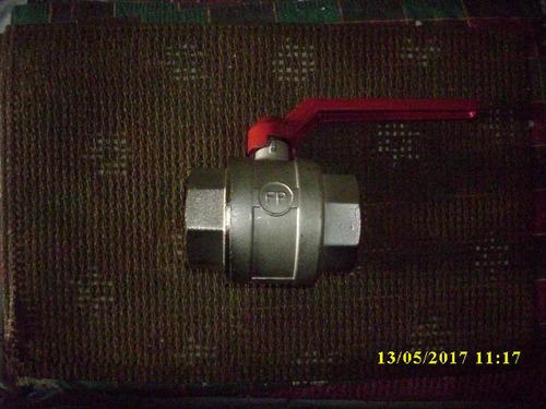 valvula de bola 2 pulgadas pesada