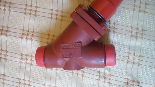 valvula de cierre danfoos ps40 amoniaco-p/soldar