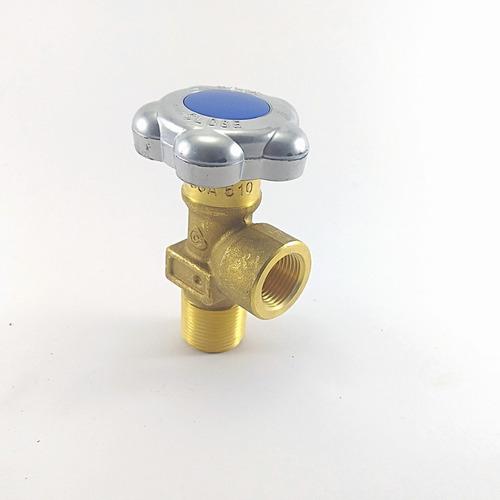 válvula de cilindro de  acetileno