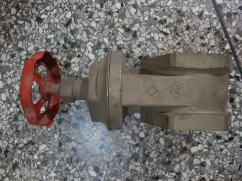valvula de compuerta de 4 pulgadas bronce