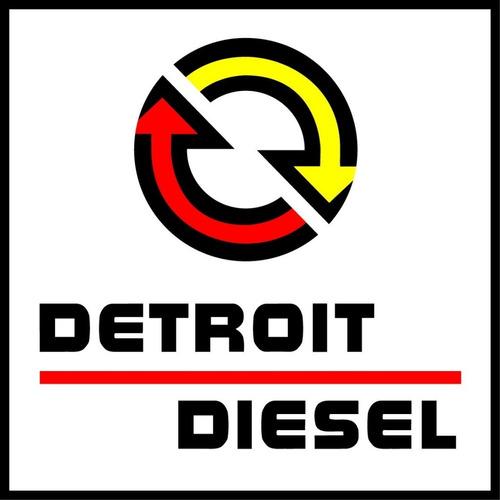 válvula de escape detroit diesel serie 60 11.1l, 12.7l.
