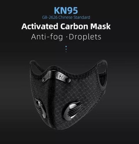 válvula de exhalación máscara de ciclismo x1 und