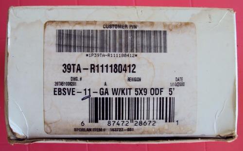 válvula de expansión sporlan emerson 5-11 toneladas