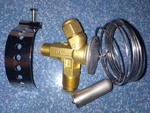 valvula de expansion termostatica danfoss original tx2 (r22)