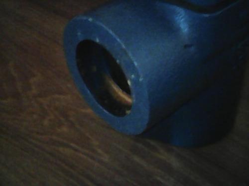 valvula de paso amoniaco mca parker 1 1/2  diam