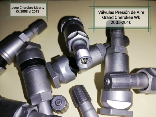válvula de presión de aire cauchos jeep cherokee liberty kk