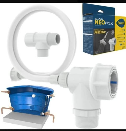 válvula de pressão para torneiras e chuveiro