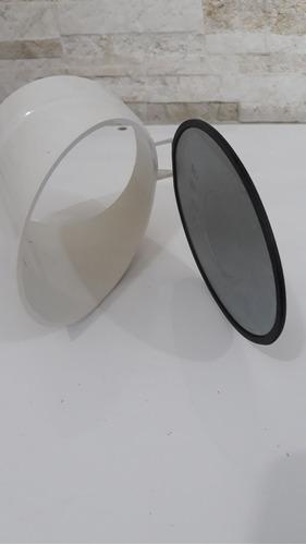 valvula de retenção com tampa em aço.