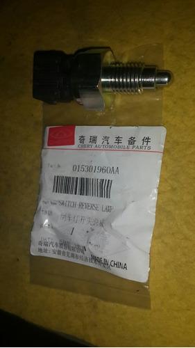 válvula de retroceso chery arauca, x1, qq nuevo original