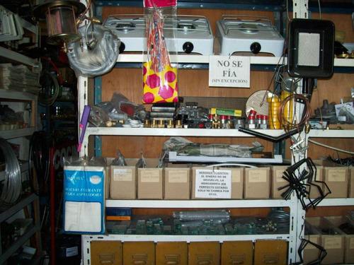 valvula de seguridad (pulsora) para calefactores y otros